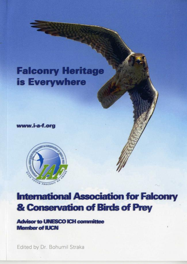 Falconry Heritage is Everywhere FC
