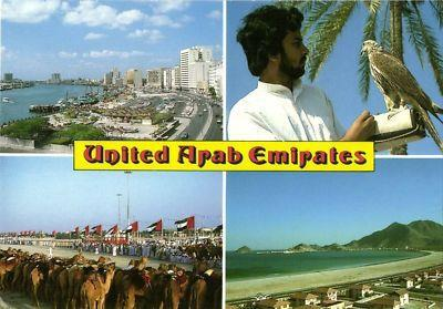 Postcard from the United Arab Emirates 1