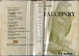 A Manual of Falconry by M.H.Woodford FC
