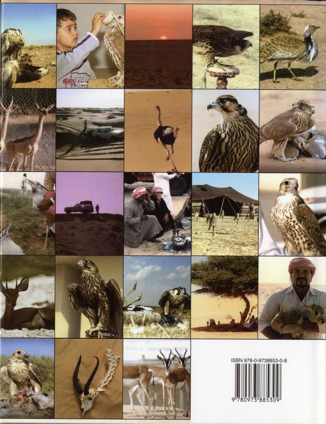 Falconry and Hunting in Arabia by Faris Al-Timimi BC