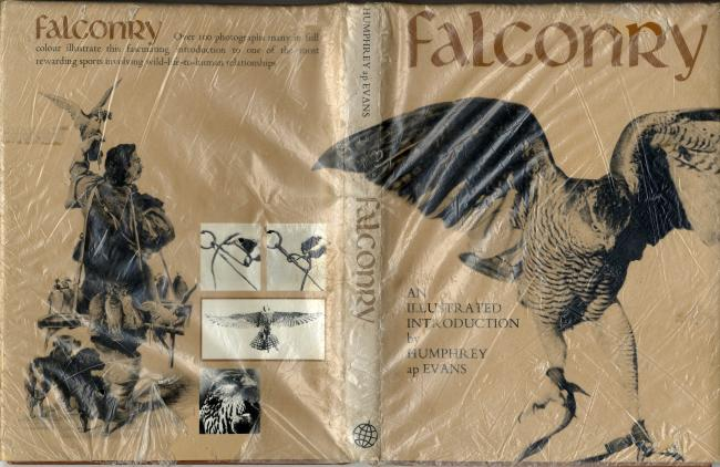 Falconry An Illustrated Introduction by Humphrey ap Evans C