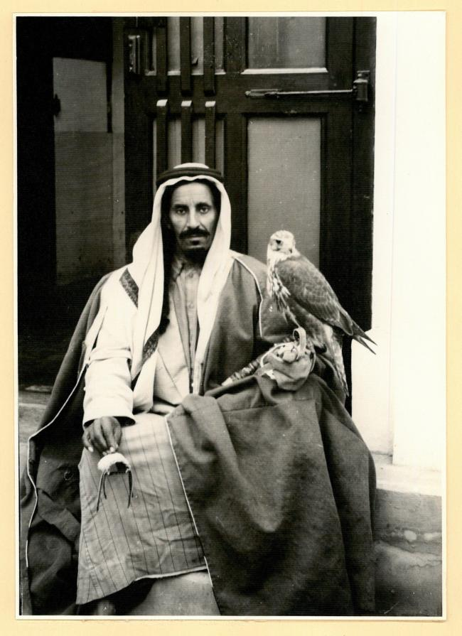 [Bahrain]. A collection of 27 vintage silver prints of Bahrain and Saudi Arabia. Saudi Arabia, ca 19
